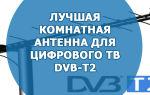 Лучшие комнатные антенны для цифрового TB DVB-Т2