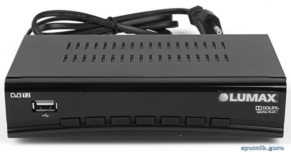 Lumax DV3206HD фасад
